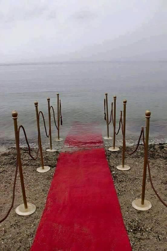 الطريق غلى البحر